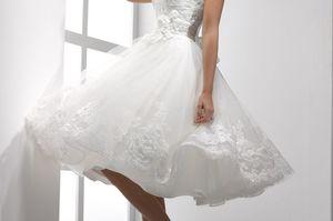Способы накрахмалить платье
