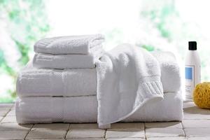 Как отбелить махровые полотенца