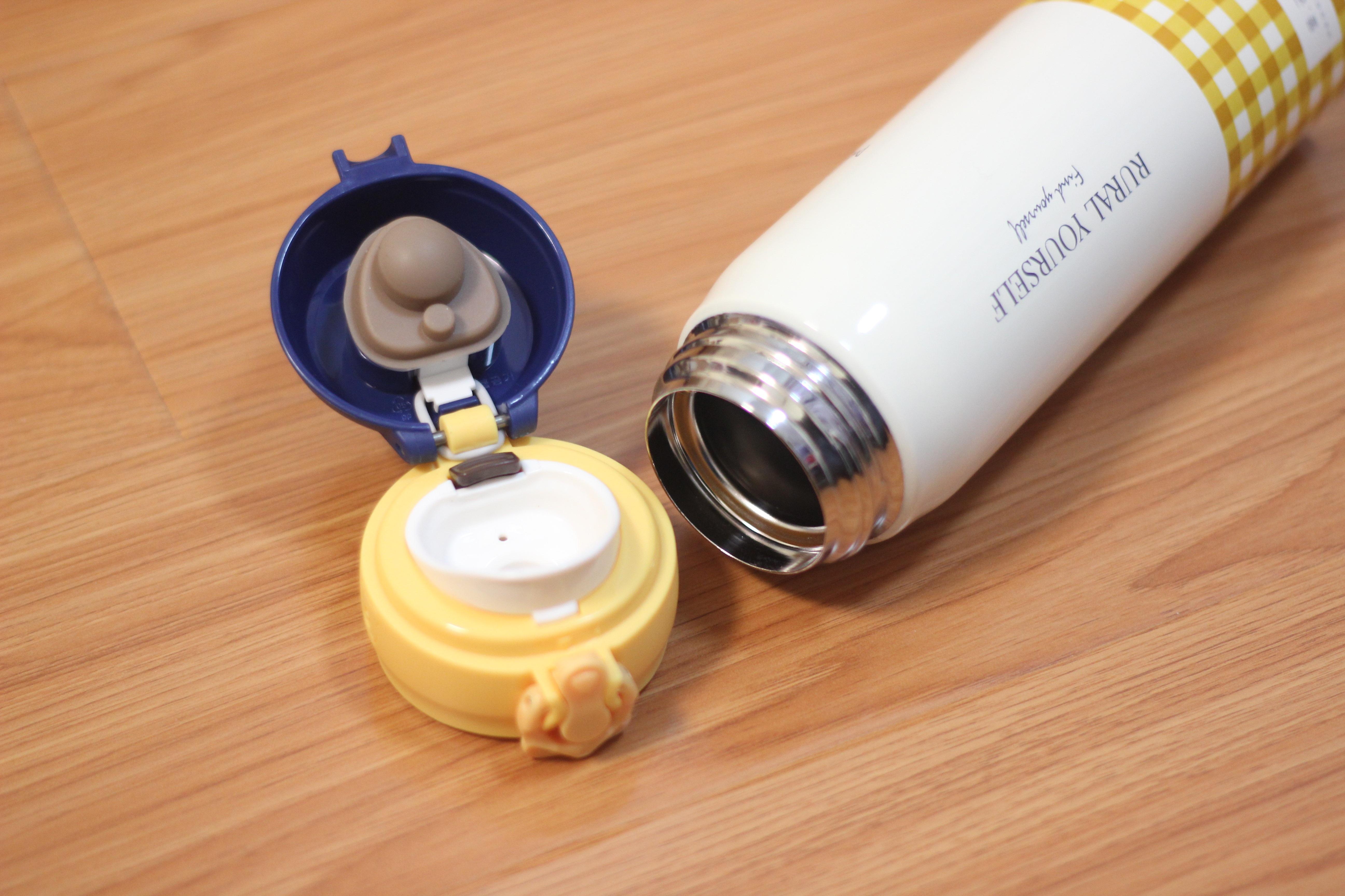 Как очистить термос из нержавеики от чайного налета и запаха новые фото