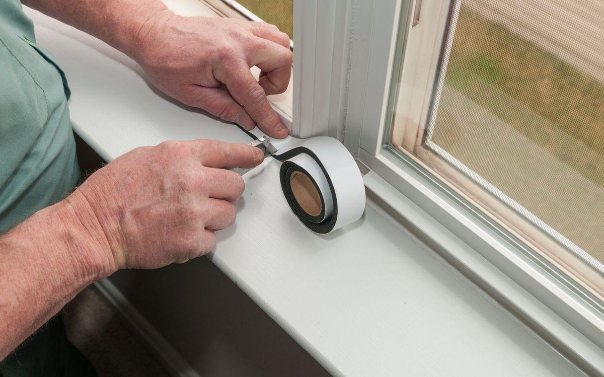 Утеплить пластиковые окна своими руками фото 729