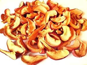 Правила сушки яблок