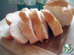 Свежесть черного хлеба