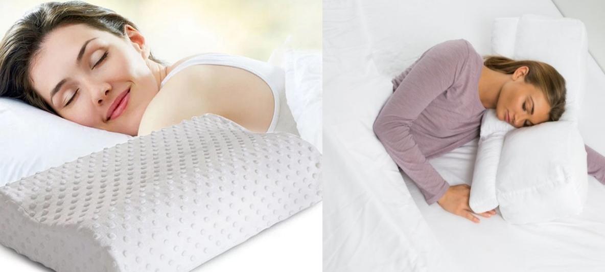 Почему неудобно спать на ортопедической подушке