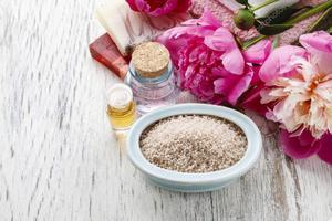 Эфирное масло на соли