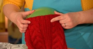Почему свитер сел после стирки