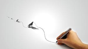 Чем вывести пятно от ручки
