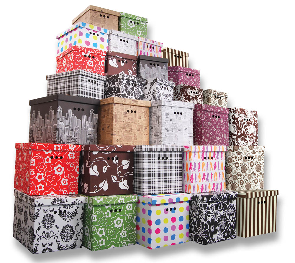 Декоративные коробки для хранения вещей  интересные варианты своими ... de64c5ba27e