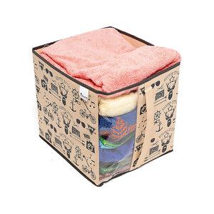 Советы по хранению вещей в коробках