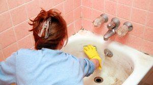 Правила чистки ванн