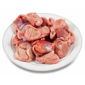 Способы очистки куриных желудочек