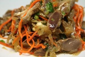 Польза блюд из куриных желудочек