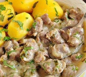 Как используются куриные желудочки в кулинарии
