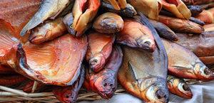 Виды копчения рыбы