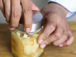 Как хранить имбирь в холодильнике