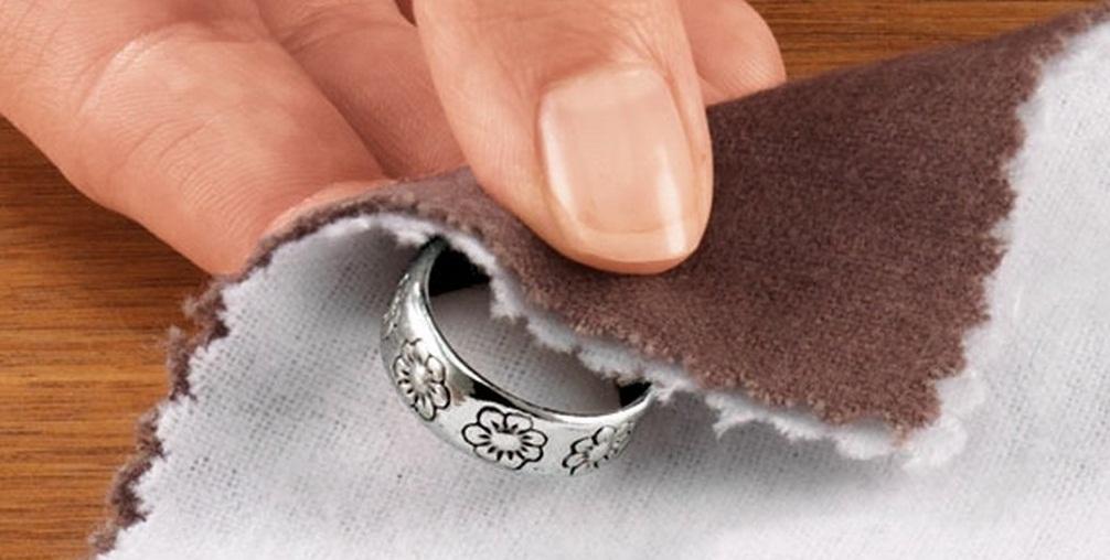 Чистить черненое серебро в домашних условиях 882