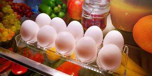 Особенности хранения куриных яиц