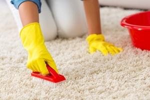 Способы чистки ковров