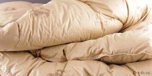 Какие есть варианты стирки верблюжьего одеяла