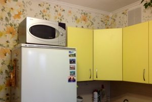 Лайфхак: Можно ли ставить микроволновку на холодильник или морозильную камеру: правила использования печи