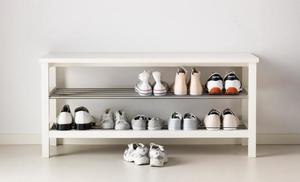 Как хранить обувь