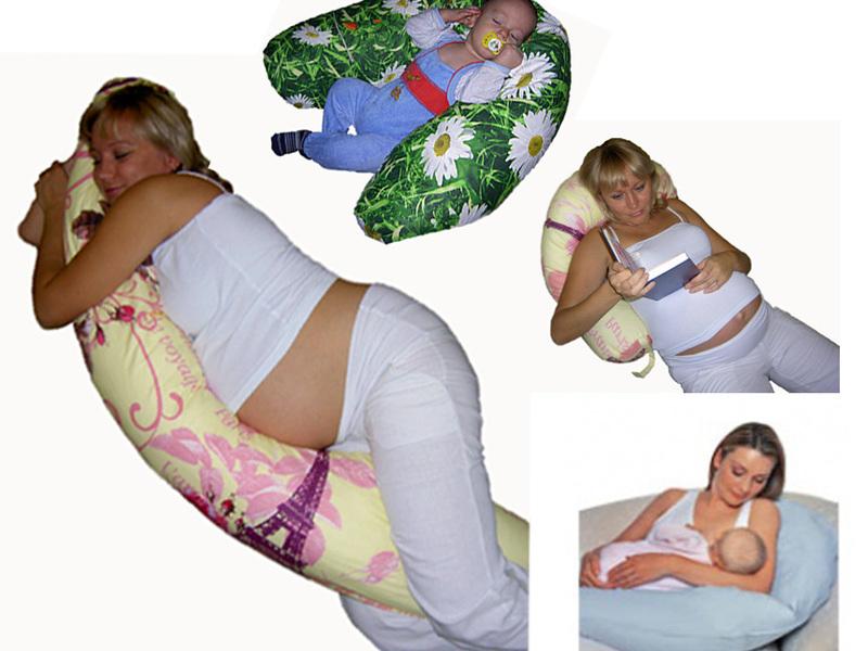 Как правильно кормить новорожденного на подушке для беременных 789