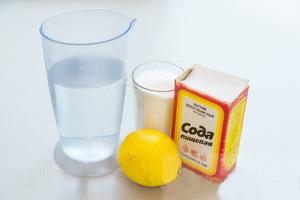 Как сделать шипучку из соды