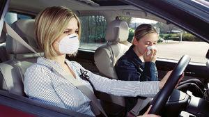 Способы устранить запах бензина