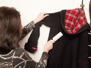 Как правильно чистить пальто