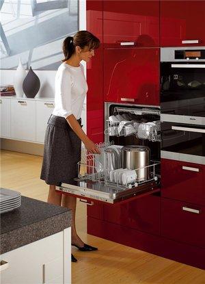 Как загрузить посудомойку бош инструкция?
