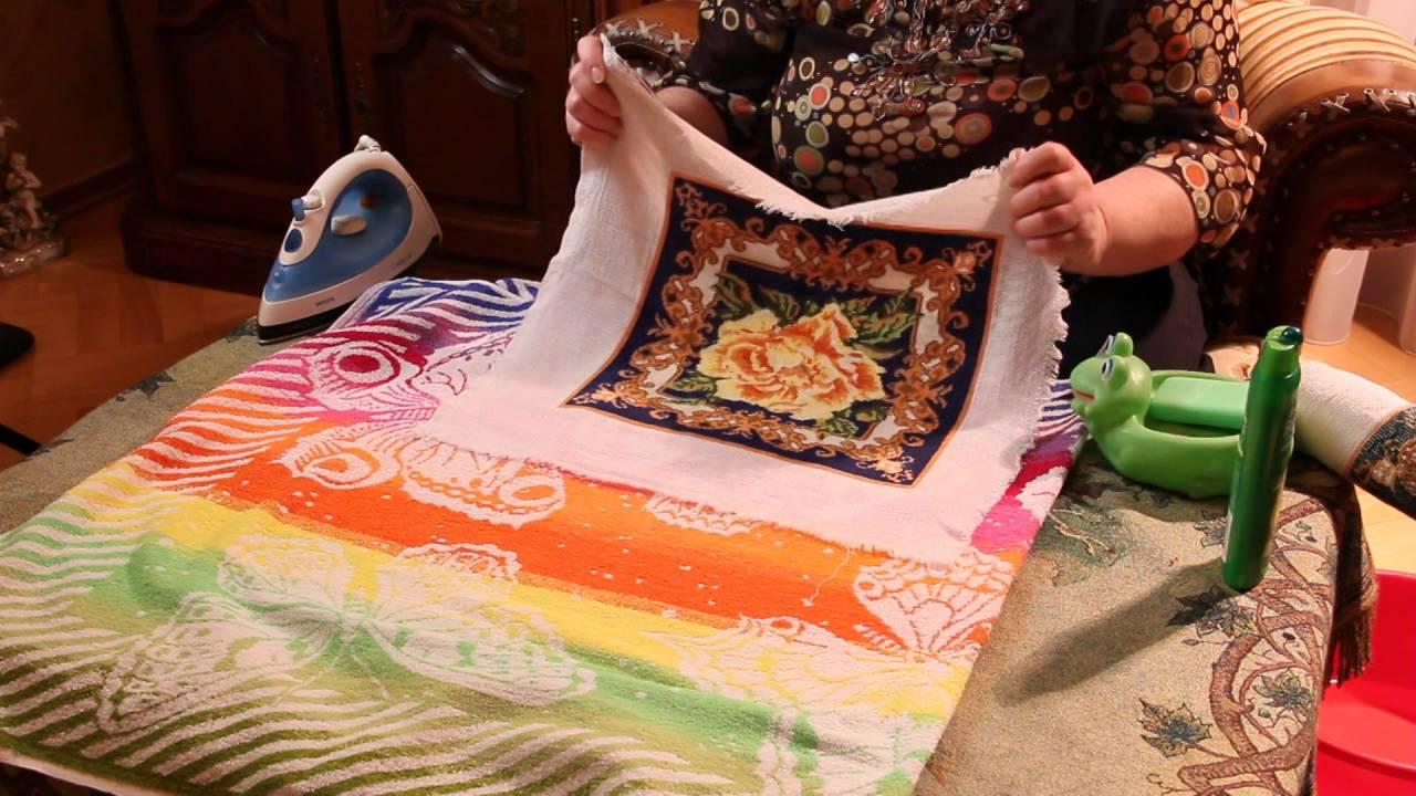 Как постирать вышивку крестом чтобы она не полиняла 39